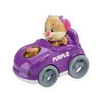 Fisher Price Lerning Fun Speedys Racing Car Purple
