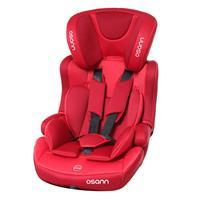 Osann Lupo Isofix Kindersitz Gruppe 1/2/3 Rosso
