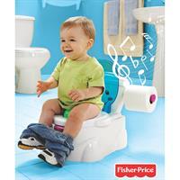 Fisher Price Lernspaß Meine erste Toilette P4326 Detailansicht 01