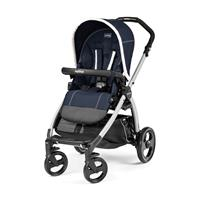 Peg Perego BOOK plus silber Kinderwagen Buggy Riviera