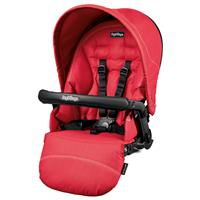Peg Perego Book S w Kinderwagen Buggy Mod Red Sportsitz