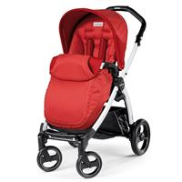 Peg Perego Book S weiß Kinderwagen Completo Sunset
