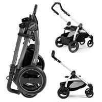 Peg Perego Book S w Kinderwagen Buggy Synergy Fahrgestell