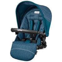 Peg Perego BOOK plus silber Kinderwagen Buggy Saxony Blue
