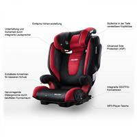 Recaro Kindersitz MONZA NOVA 2 SEATFIX Design 2015 Ruby 15752 1 Detailansicht 01