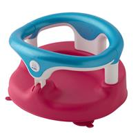 rotho Baby Bath Seat - Bath Help Red-Blue-White