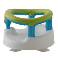 Rotho 20429022001 Baby Badesitz Weiss Apple Green Gruen Aquamarine Blau 02 Detailansicht 01