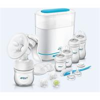 Philips Avent natural starter set (value pack)