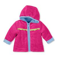 Sterntaler Hooded Jacket Nicki - Ladybug Katharina Size 56