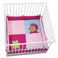 Sterntaler Playyard Cushion Ladybug Katharina