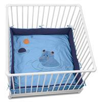 Sterntaler Playyard Cushion Hippo Norbert