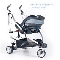TFK Adapter fuer Babyschalen T 00 098 Buggster Travelsystem Detailansicht 01