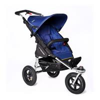 TFK Joggster Adventure Kinderwagen mit 12 Zoll Lufträdern Twilight Blue