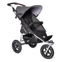 TFK Joggster Adventure Premium Kinderwagen mit 12 Zoll Lufträdern & Kunstledergriff