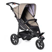 TFK Joggster Trail Premium Kinderwagen mit Luftkammerrad Schlamm