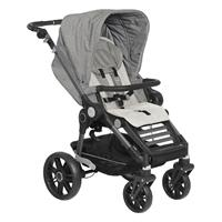 Teutonia BeYou Elite 2017 Kinderwagen Graphite R7R 6145 Pebble 6120 Stone
