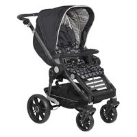 Teutonia BeYou Elite 2017 Kinderwagen Graphite R7R 6165 Starlight