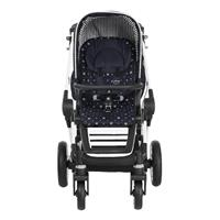 Teutonia BeYou Elite 2017 Kinderwagen Pearl R3 6175 Little Sailor Frontansicht