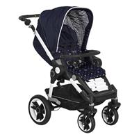 Teutonia BeYou Elite 2017 Kinderwagen Pearl R3 6175 Little Sailor
