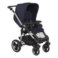 Teutonia BeYou Elite 2017 Kinderwagen Titanium R3 6115 Royal