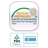 Traeumeland Seitenlagerungskissen T040141 Zertifikate