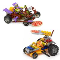 Mega Bloks Teenage Mutant Ninja Turtles - Ninja Racers
