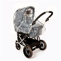 Altabebe AL1403 Regenschutz für Kinderwagen universal