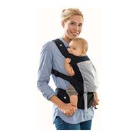 Amazonas Babytrage Smart Carrier ab 0 Monate Black