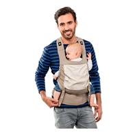 Amazonas Babytrage Smart Carrier ab 0 Monate Sand
