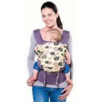 Amazonas Smart Carrier - baby carrier front & back
