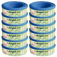 Angelcare 12 Nachfüllkassetten für Windeleimer