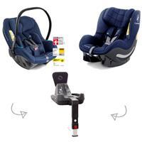 Avionaut Kindersitz Trio-Modular Set Instanbul Navy