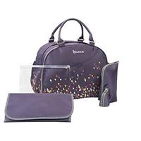 Badabulle Nappy Bag Weekend Confetti Violett