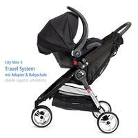 baby jogger CityMini3 TravelSystem mit Babyschale und Adaptern Ansichtsdetail 03