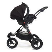 baby jogger city elite kinderwagen 2016 grau travel system mit babyschale und adaptern Detaillierte