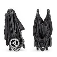 baby jogger city mini zip travel system buggy mit pebble black black raven 3D faltmechanik Detailier