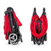 baby jogger city mini zip travel system buggy mit pebble red robin red 3D faltmechanik Detailierte A