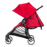 baby jogger city mini zip travel system buggy mit pebble 2016 red robin red flache liegeposition Aus