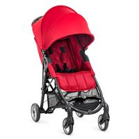 baby jogger city mini zip travel system buggy mit pebble 2016 red robin red sportwagen Detailansicht