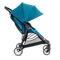 baby jogger city mini zip travel system buggy mit pebble 2016 teal watercolor blue grosses sonnenver