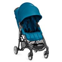 baby jogger city mini zip travel system buggy mit pebble 2016 teal watercolor blue sportwagen Detail