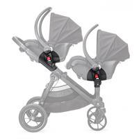 Baby Jogger Babyschalen Adapter | BJ50934 | Anwendung bem Tandem Kinderwagen