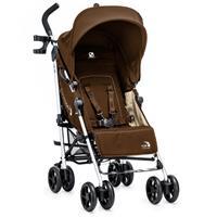 baby jogger vue buggy mit softtasche ab geburt 2014 braun sportwagen Detailansicht 01