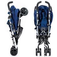 baby jogger vue buggy mit softtasche ab geburt 2014 geklappt Detail Ansicht 07