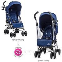 baby jogger vue buggy mit softtasche ab geburt 2014 reverseable Ausschnitt 04