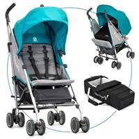 Baby Jogger VUE Lite mit Softtasche Aqua