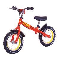 Baby-Plus Laufrad Scoopie 4 Rot / Gelb