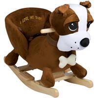 babyGO Schaukeltier Rocker Hund