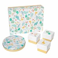 BabyArt Abdruckset My Baby Gift Box Mr & Mrs Clynk