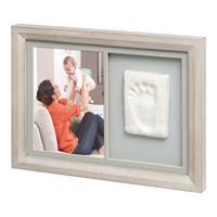 BabyArt Bilderrahmen für Hand- oder Fußabdruck My Tiny Touch Design Stormy